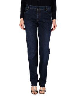 Джинсовые брюки Blue les Copains 42508103QU