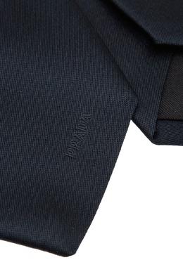 Шелковый галстук Prada 4051461