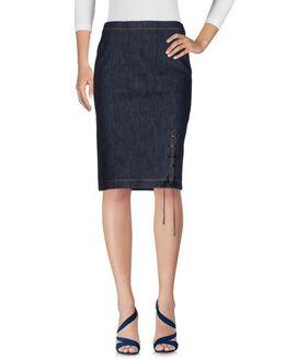 Джинсовая юбка Blue les Copains 42612753OP