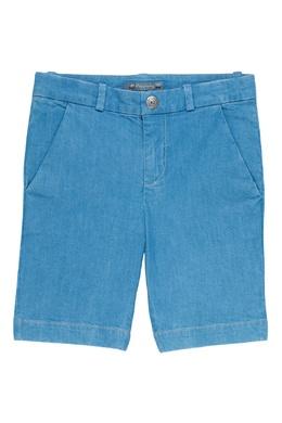 Шорты голубые CALVIN2 Bonpoint 121077751