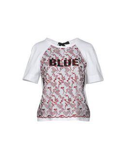 Футболка Blue les Copains 12210496PE