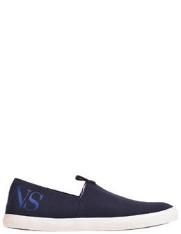 Слипоны Armani Jeans