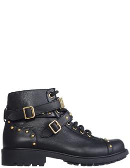 Ботинки Moschino 80043