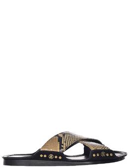 Шлепанцы Roberto Cavalli 74188