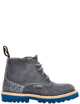 Ботинки Fendi 72526