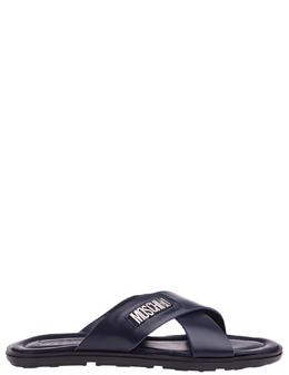 Шлепанцы Moschino 57365