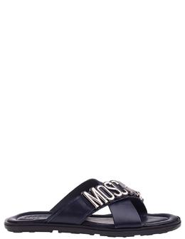 Шлепанцы Moschino 57443