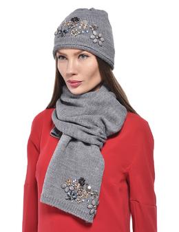 Шапка и шарф Twin-Set 52498