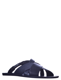 Шлепанцы Moschino 48801