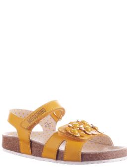 Детские сандалии Moschino 47686