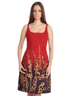 Платье Oscar De La Renta 44574