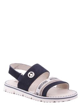 Детские сандалии Moschino 44456