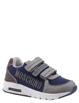 Детские кроссовки Moschino