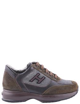 Детские кроссовки Hogan 30547