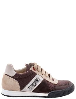 Детские кроссовки Moschino 31892