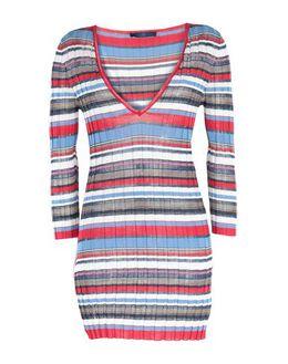 Короткое платье Blue les Copains 39906597RM
