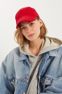 Красная кепка с логотипом Balenciaga 39798395