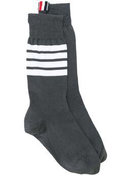 Thom Browne носки с полосками 4-Bar FAS020B01690