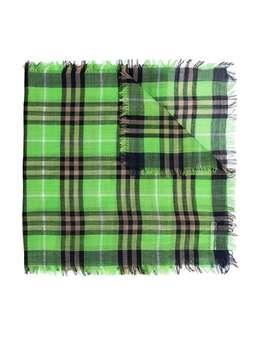 Burberry Kids клетчатый шарф 4071408