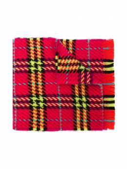 Burberry Kids Vintage Check knitted scarf 4078166