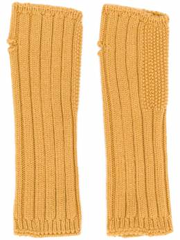 Holland&Holland cashmere knited mittens LU5812L00002