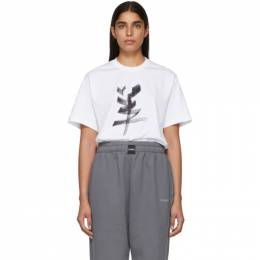 Vetements White Goat Chinese Zodiac T-Shirt USS197051