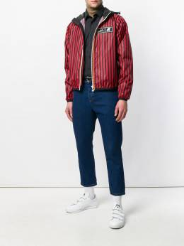 Ami Paris рубашка с классическим воротником H18C001218