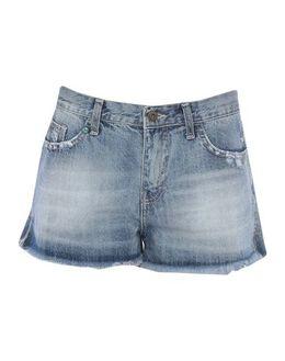 Джинсовые шорты Merci 42714877TQ