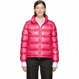 Moncler Pink Down Copenhague Jacket 45369 00 C0004