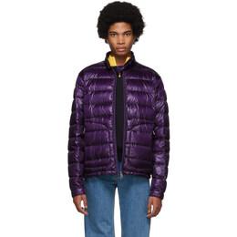 Moncler Purple Down Acorus Jacket 41354 99 53029
