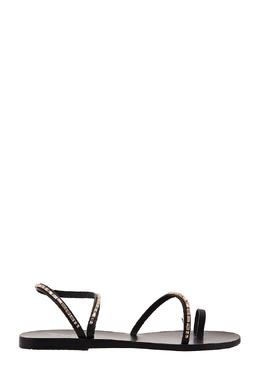 Сандалии с декором Apli Eleftheria Diamonds Ancient Greek Sandals 537106856