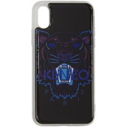 Kenzo Black Tiger iPhone X/XS Case 191387F03201401GB