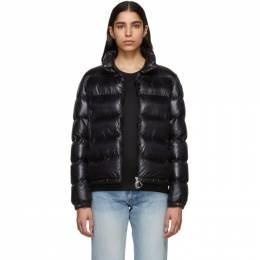 Moncler Black Down Copenhague Jacket 45369 00 C0004