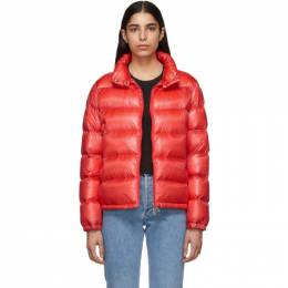 Moncler Red Down Copenhagen Jacket 45369 00 C0004