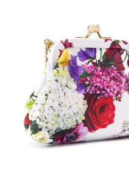 Dolce & Gabbana Kids сумка на плечо с цветочным принтом EB0007A6E47