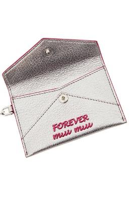Брелок в виде конверта Madras Love Miu Miu 375111560