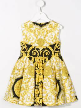 Young Versace - платье без рукавов с принтом AB553YCAV69933536350