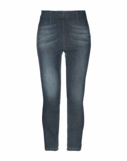 Джинсовые брюки Blue les Copains 42697609SA
