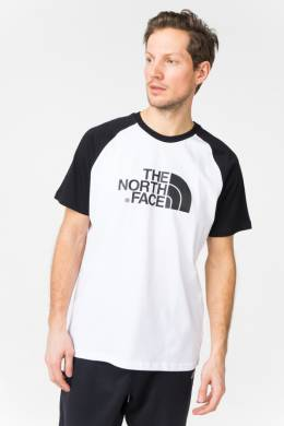 The North Face Футболка M SS RAGLAN EASY TEE 1500001002