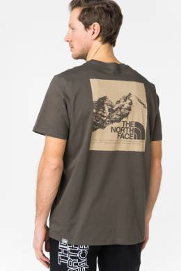 The North Face Футболка M S/S MNT EXP TEE 1500001002