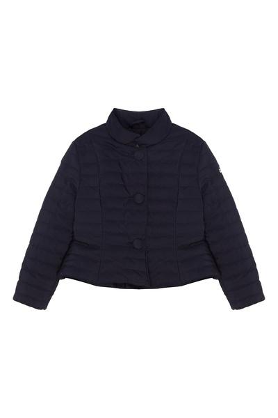 Синяя стеганая куртка Il Gufo 1205119854 - 2