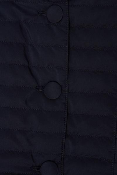 Синяя стеганая куртка Il Gufo 1205119854 - 1
