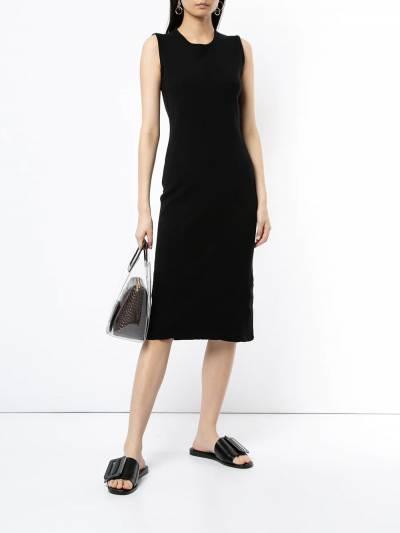 Boyarovskaya облегающее платье миди DRSS19WET - 2