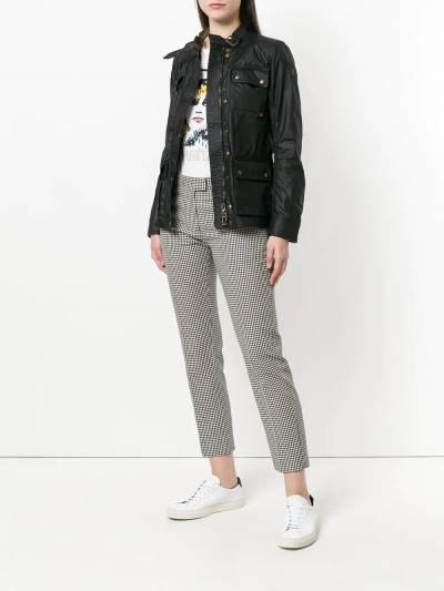 Belstaff приталенная куртка 'Roadmaster' 72050297C61N0158 - 2