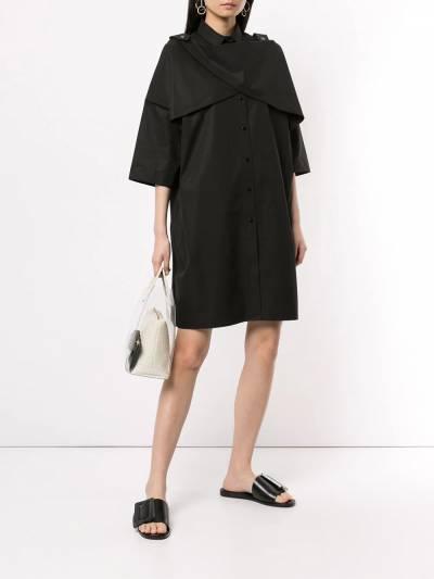 Boyarovskaya платье-рубашка оверсайз SS18MARIASHIRT - 2