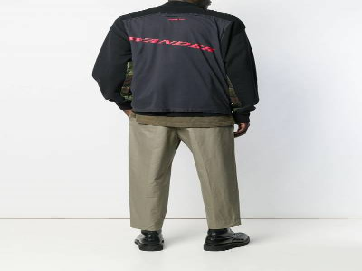 Yang Li толстовка Wander на молнии H9162TX004 - 2