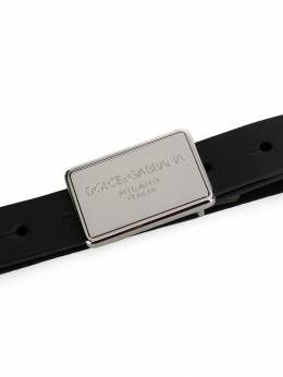 Dolce & Gabbana Kids - ремень с пряжкой 653AS663939650660000