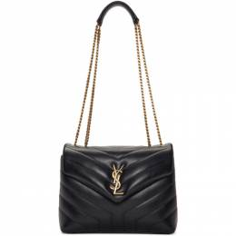 Saint Laurent Black Small Loulou Bag 494699 DV727
