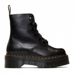 Dr. Martens Black Ribbon Molly Boots 24861001