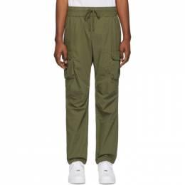 John Elliott Green Military Cargo Pants 83 F033F2851A